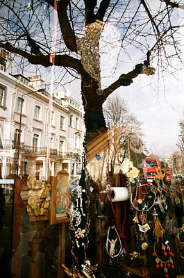 Photograph - London Portobello Market by Louise Fahy