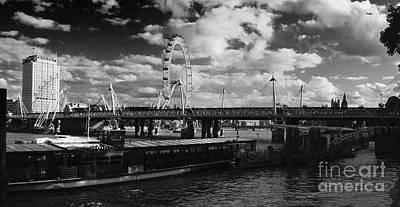 London S Skyline Art Print