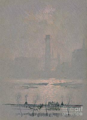 Photograph - London, Shot Tower.  by Granger