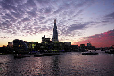 Photograph - London Skyline by Aidan Moran
