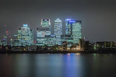 London Cityscape Photograph - London Skyline by Ian Hufton