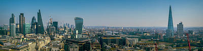 Photograph - London Skyline by Stewart Marsden