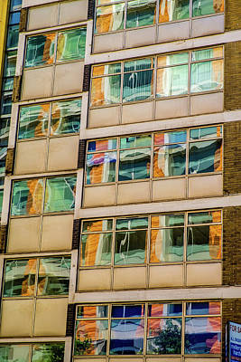 Photograph - London Southwark Architecture 1 by Judi Saunders