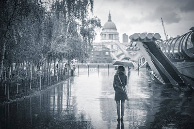 Photograph - London by Stefano Termanini
