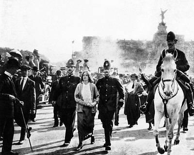 London: Suffragettes, 1914 Print by Granger