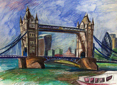 London Tower Bridge  Original