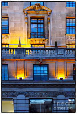 Photograph - London Windows by Judi Bagwell