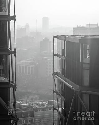 Photograph - London's Urban Landscape by Perry Rodriguez