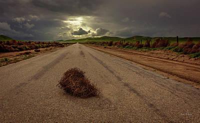 Photograph - Lone Passage by Tim Bryan