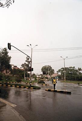 Photograph - Lone Road by David Cardona