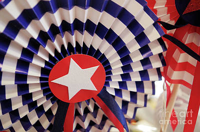 Photograph - Lone Star Fan by John S