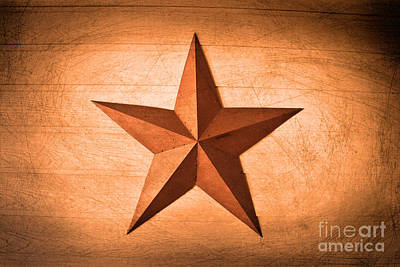 Photograph - Lone Star by Ray Shrewsberry
