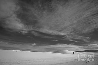 Photograph - Loneliness by Olivier Steiner
