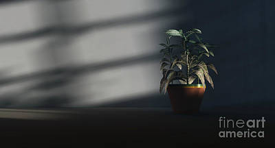 Realistic Art Digital Art - Loneliness  by Richard Rizzo