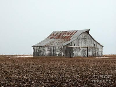 Lonely Barn Original