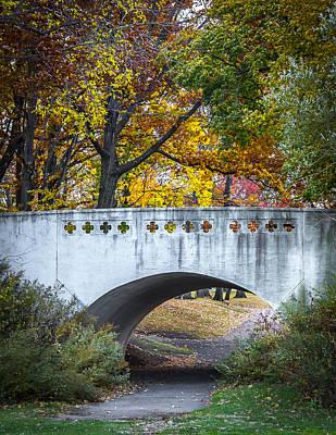 Photograph - Lonely Bridge by Francisco Gomez