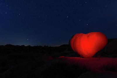 Photograph - Lonely Heart   by Tassanee Angiolillo