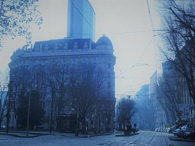 Photograph - Lonely Milan by Michelle Dallocchio
