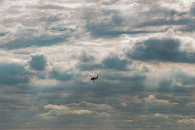 Photograph - Lonely Skies by Gary Eason