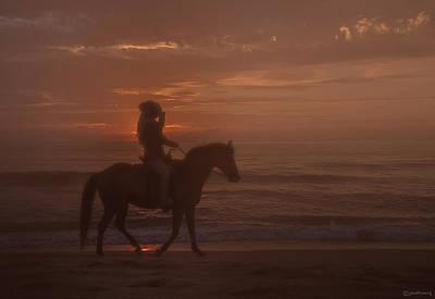 Roaring Red - Lonesome Gait by Janal Koenig