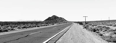 Photograph - Lonesome Highway by Mark Hamilton