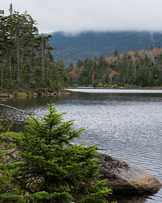 Photograph - Lonesome Lake by Brian Stricker