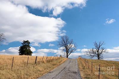 Photograph - Lonesome Road by Nicki McManus