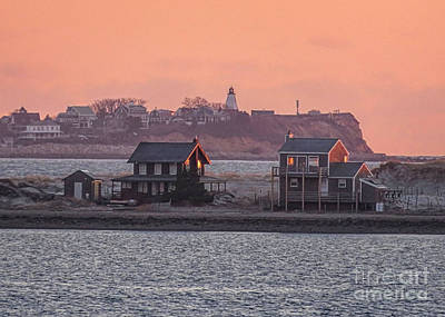 Photograph - Long Beach And Gurnet Sunrise by Janice Drew