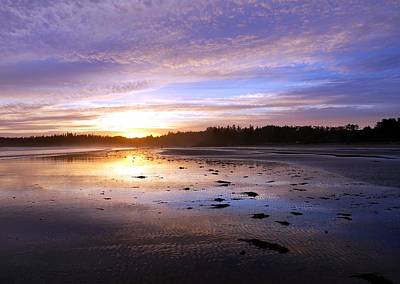 Photograph - Long Beach, British Columbia by Heather Vopni