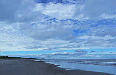 Photograph - Long Beach Haida Gwaii Bc by Barbara St Jean