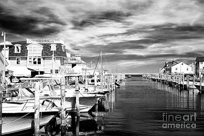 Photograph - Long Beach Island Boat Parking by John Rizzuto