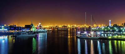 Photograph - Long Beach Marina by April Reppucci
