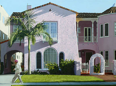 Long Beach Pink Original