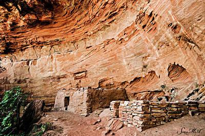 Long Canyon 05-219 Art Print