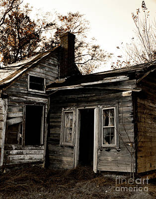 Photograph - Long Forgotten  by Rebecca Davis