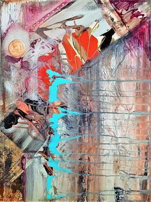 Painting - Long Forgotten Secrets by Charlotte Nunn
