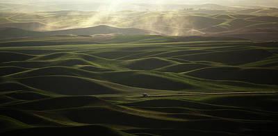 Photograph - Long Haul by Bob Cournoyer