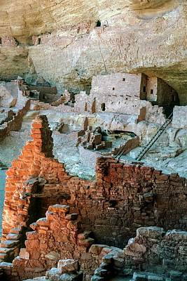 Photograph - Long House Mesa Verde by NaturesPix