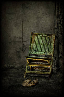 Prison Cell Wall Art - Photograph - Long Is The Time. Hard Is The Road. by Evelina Kremsdorf
