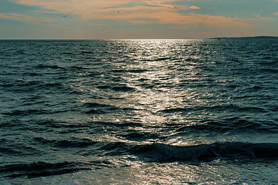 Photograph - Long Island Sound by Steven Richman
