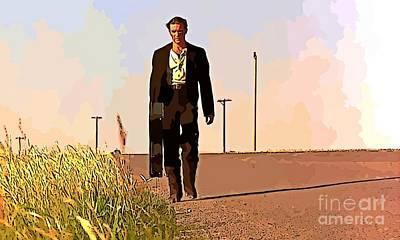 State Love Nancy Ingersoll - Long Long Walk by John Malone