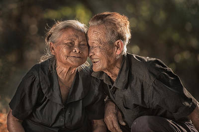 Love Photograph - Long Love by Sarawut Intarob