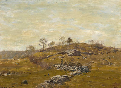 Painting - Early May by Henry Ward Ranger
