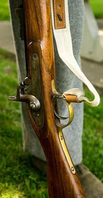 Long Rifle Photograph - Long Rifle Stock by Douglas Barnett