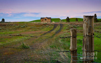 Photograph - Long Road Home by Idaho Scenic Images Linda Lantzy