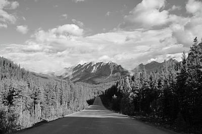 Photograph - Long Road Home by Joe Burns