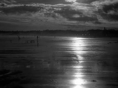 Photograph - Long Sands Beach - York - Maine by Steven Ralser