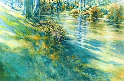 Long Shadows Cypress Creek No 2 Original