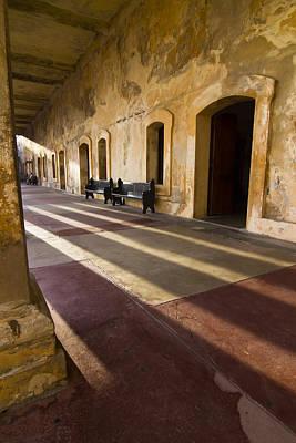 Long Shadows In San Cristobal Art Print