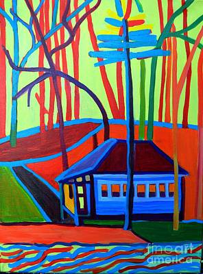 Painting - Long Sought For by Debra Bretton Robinson